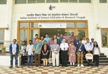 Faculty Positions 2019 in IISER Tirupati, Andhra Pradesh, India