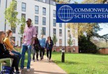 Commonwealth Split-site Scholarships - 2019 in UK university