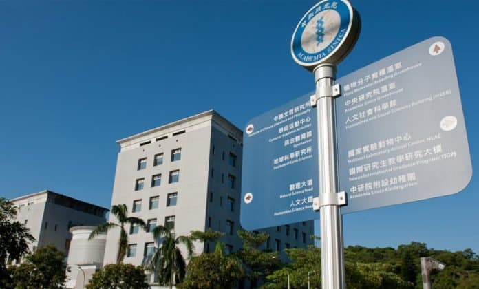 Postdoctoral Scholar Position 2019 in Academia Sinica (AS), Taiwan