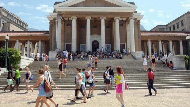 Post-Doctoral fellow Position in University of Cape Town, South Africa