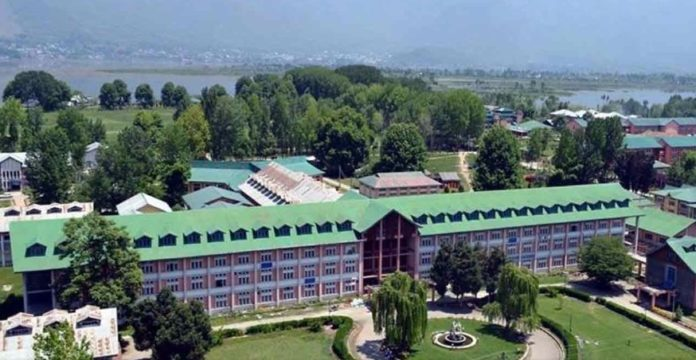 Recruitment for Faculty Positions - 2019 in NIT Srinagar, India