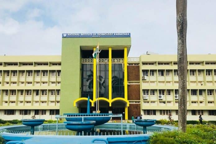 Faculty Positions — 2019 in NIT Karnataka, Surathkal