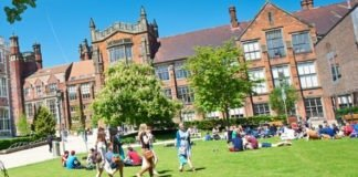 Newcastle University Overseas Research (PhD) Scholarship, England