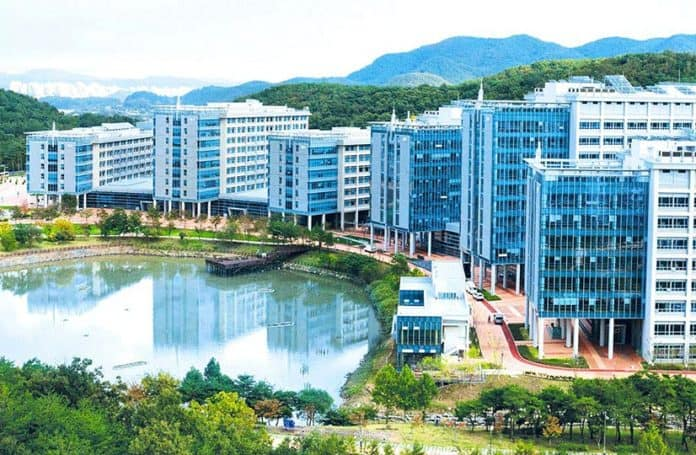 PostDoc Position 2019 in S  Korea, Ulsan National Institute (UNIST)