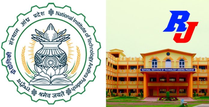 Faculty Position (Adhoc) in NIT, Tadepalligudem, Andhra Pradesh