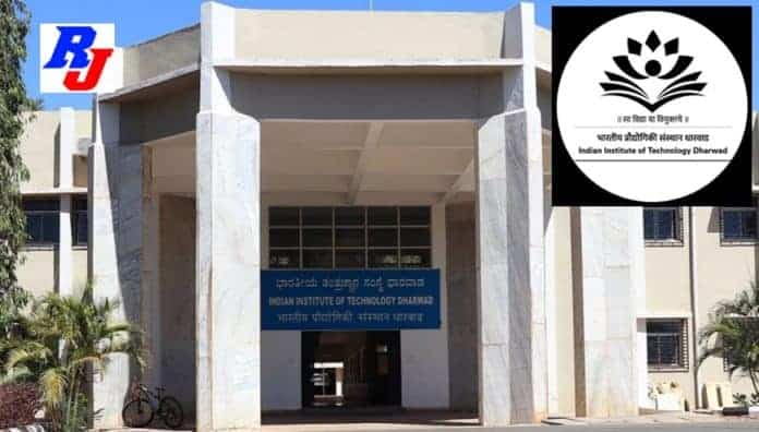 Faculty Position in IIT, Indian Institute of Technology Dharwad, India
