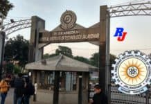 Faculty Position in National Institute of Technology Jalandhar, India