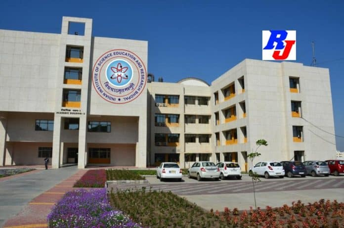Project Postdoctoral Fellow At IISER Bhopal- Apply by 01 November 2020