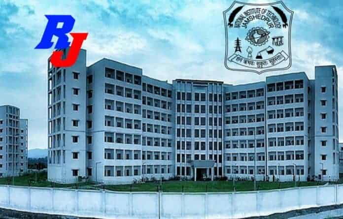 NIT Recruitment Assistant Professor 2019, Jamshedpur, Jharkhand, India