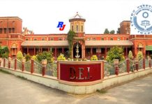 Teaching and Non-Teaching Position in Dayalbagh Institute, Agra, India