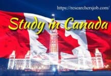 Mitacs Elevate Postdoctoral Fellowship (in Any Discipline) in Canada