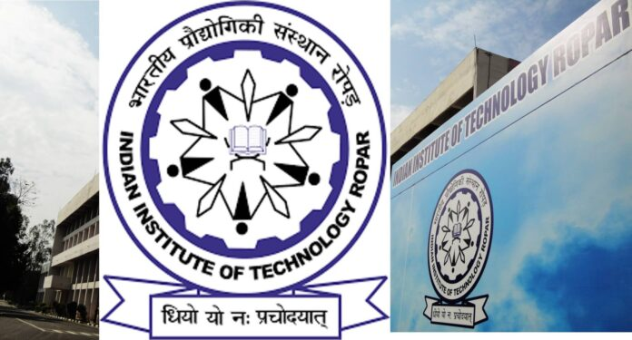 JRF at IIT Ropar - Postdoctoral Position in the Department of Physics